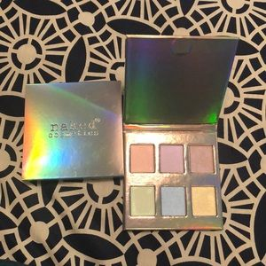 NAKED COSMETICS | HOLOGRAPHIC HIGHLIGHTERS!